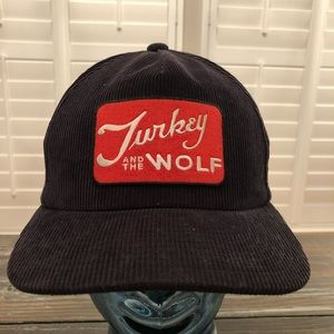 """56dfb75d The Classics Accessories - The Classics hat! """"The Turkey and the Wolf""""!"""